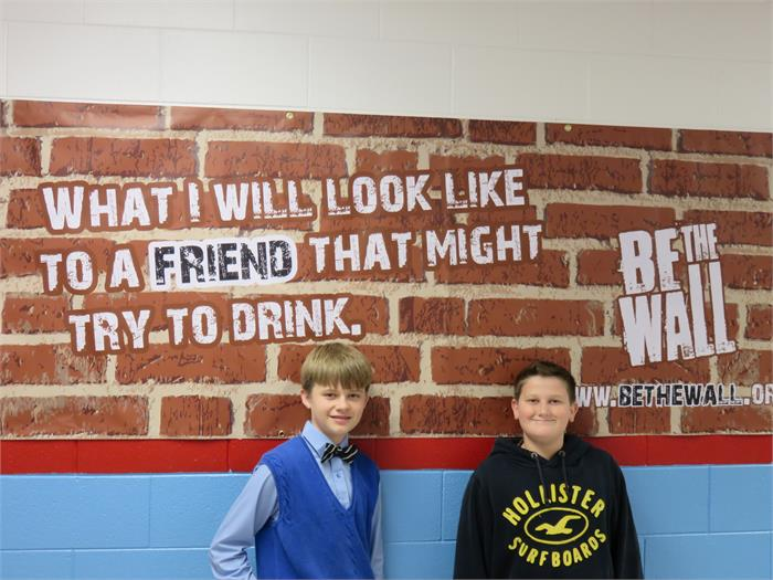CCMS Red Ribbon Week, 2015
