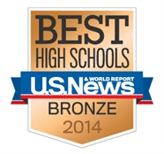 CHS earns bronze 2014