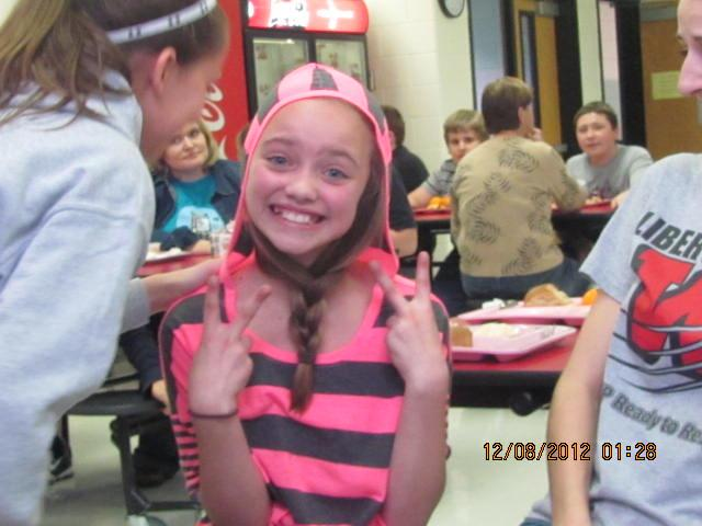 6th Grade Parent Lunch